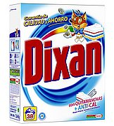 Detergente Dixan 38 Lavados