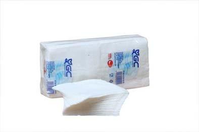 Servilletas Blancas 2 capas y 20x20
