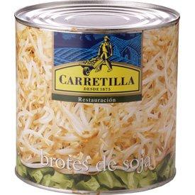Brotes de Soja Carretilla 3 Kg