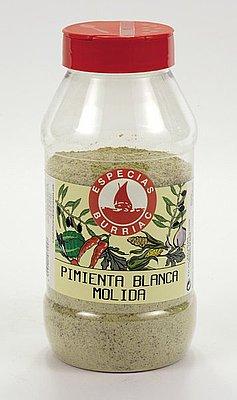 Pimienta Blanca Molida Burriac 550 G