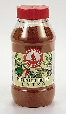Pimentón Dulce Extra Burriac 500 G