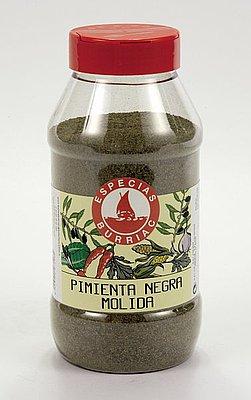 Pimienta Negra Molida Burriac 550 G