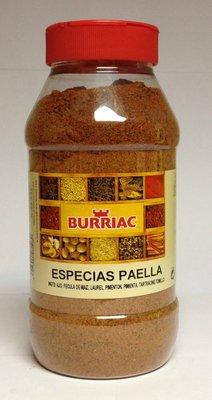 Especias para Paella Burriac 500 G