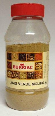 Anís Verde Molido Burriac 400 G