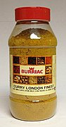 Curry London Finest Burriac 450 G