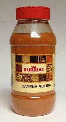 Cayena Molida Burriac 400 G