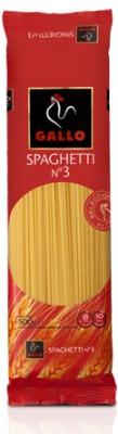 Spaghetti Gallo nº 3 500 g