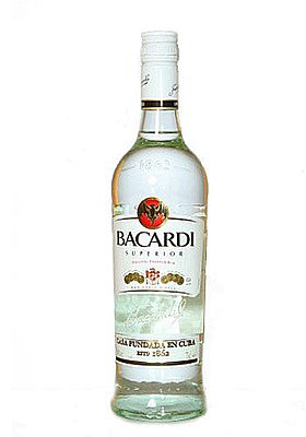 Ron Bacardi Superior 1 Litro