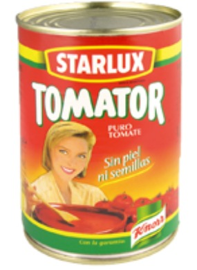 Tomate Tamizado Tomator 410 g