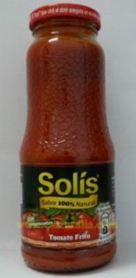 Tomate Frito Solis 400 g