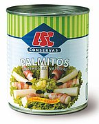 Palmitos Enteros al Natural 800 G