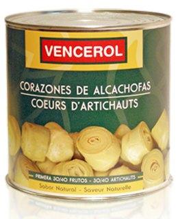 Alcachofa Entera 3 Kg