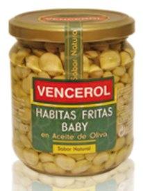 Habitas Fritas Mini-Baby 370 g