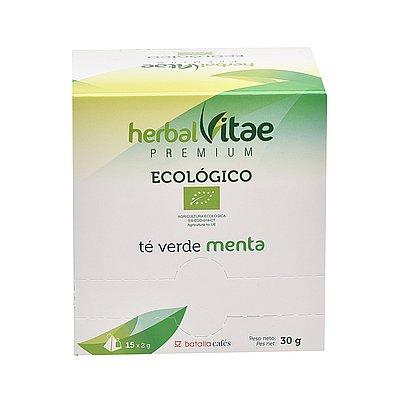 Té Verde Menta ECO