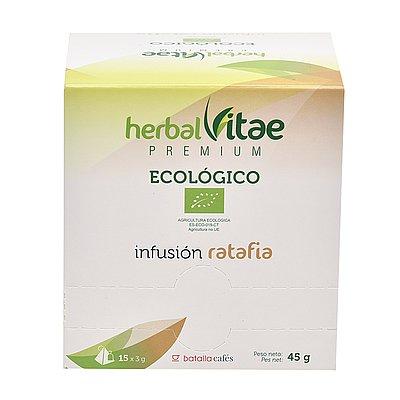 Infusión de Ratafia ECO