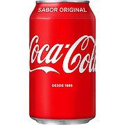 Coca-Cola Lata 33 cl Pack de 24