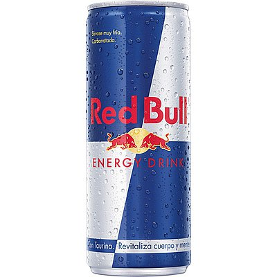 Red Bull Energy Drink 25 cl Pack de 24