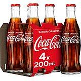 Coca-Cola 20 cl Pack de 6