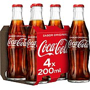 Coca-Cola 20 cl Pack de 6