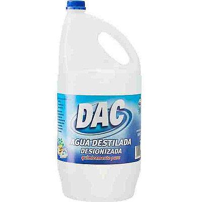 Agua Destilada DAC Garrafa 5 Litros