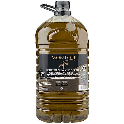 Aceite de Oliva Virgen Extra Montoli 5 L