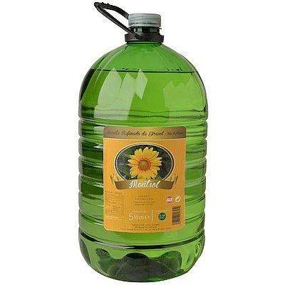 Aceite de Girasol Montsol Garrafa 5 L