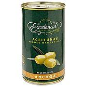 Aceituna Rellena de Anchoa Excelencia 370 g