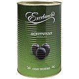 Aceituna Negra Con Hueso Excelencia 5 Kg