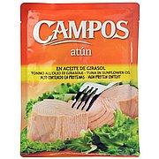 Atún en Aceite Girasol Campos Bolsa 1/2 Kg