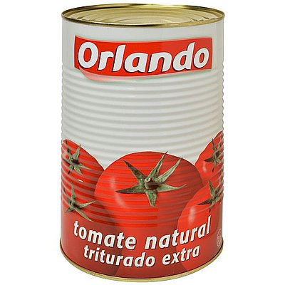 Tomate Triturado Orlando 1/2 Kg