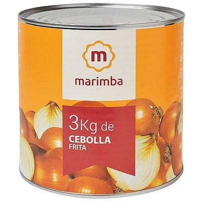 Cebolla Frita Marimba 3 Kg