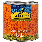 Zanahoria Rallada 3 Kg