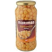 Garbanzos Extra Cocidos Marimba 1 Kg