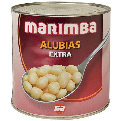Alubias Blancas Extra Marimba 3 Kg