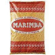 Fideos del Número 0 Marimba 5 Kg