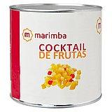 Cocktail 5 Frutas en Almíbar Marimba 3 kg
