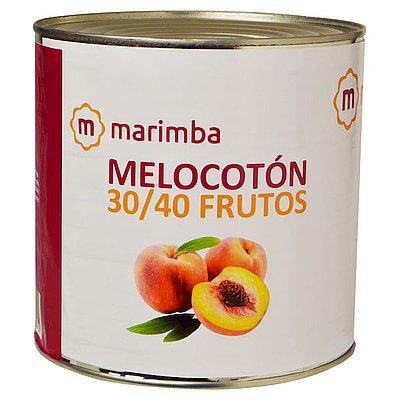 Melocotón en Almíbar Marimba 3 Kg
