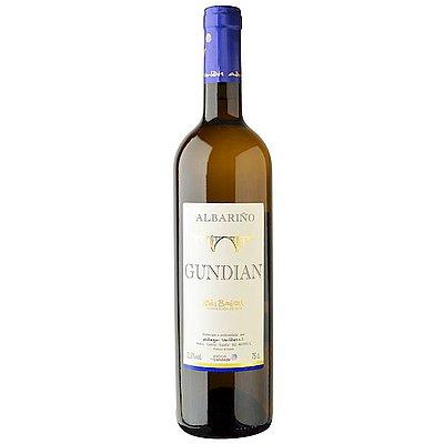 Vino Blanco Albariño Gundian