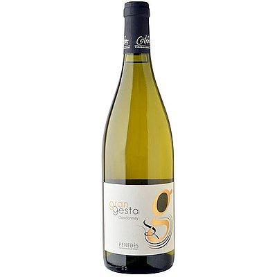 Vino Blanco Chardonnay Gran Gesta