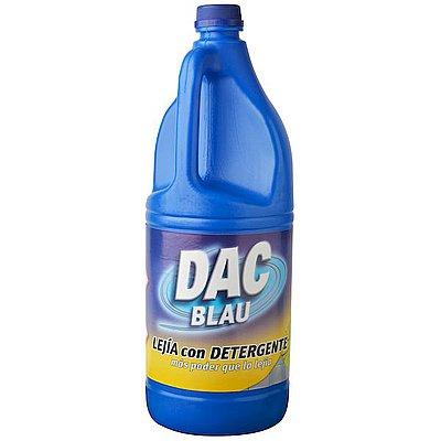 Lejía y Detergente DAC 2 Litros