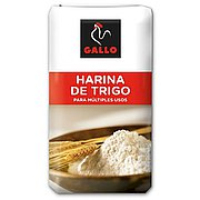 Harina de Trigo Gallo 1 kg