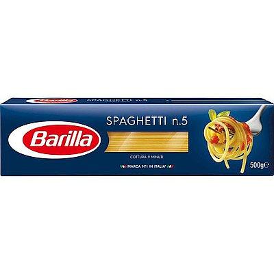 Spaghetti Barilla nº 5 500 g