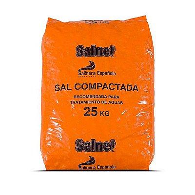 Sal Compactada en Pastillas 25 Kg