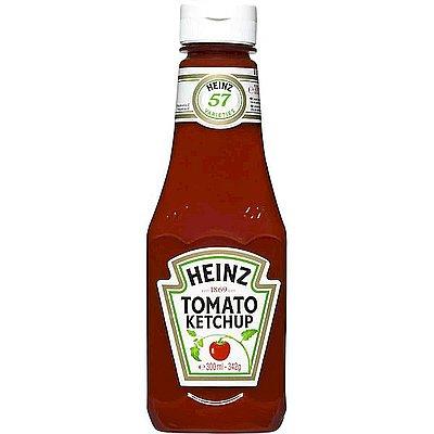 Ketchup Heinz Plástico 342 g