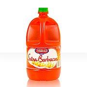 Salsa Barbacoa Millàs Garrafa 1850 g