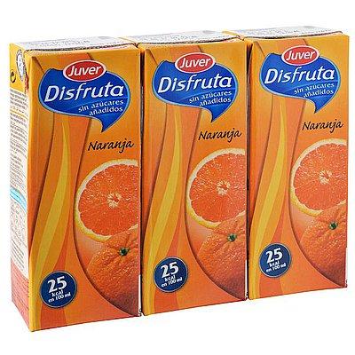 Disfruta Naranja Minibrik Pack de 3