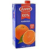 Juver Naranja 100% Brik 1 Litro