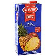 Juver Piña y Uva 100% Brik 1 Litro