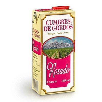 Cumbres de Gredos rosado