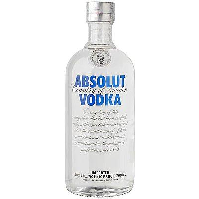 Absolut Vodka Blue 70 cl